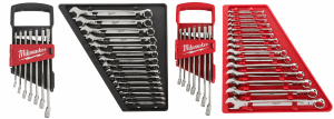 Milwaukee® Tool Introduces New Combination Spanner Sets