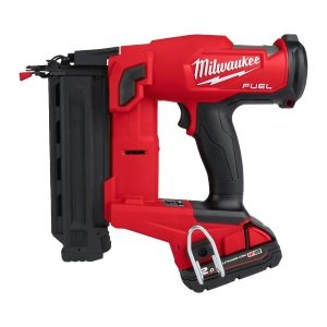 Milwaukee Tool Unveils an Upgraded 18ga Brad Nailer