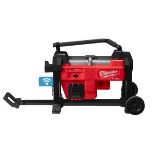 MILWAUKEE® Unveils the First Cordless Sectional Sewer Machine