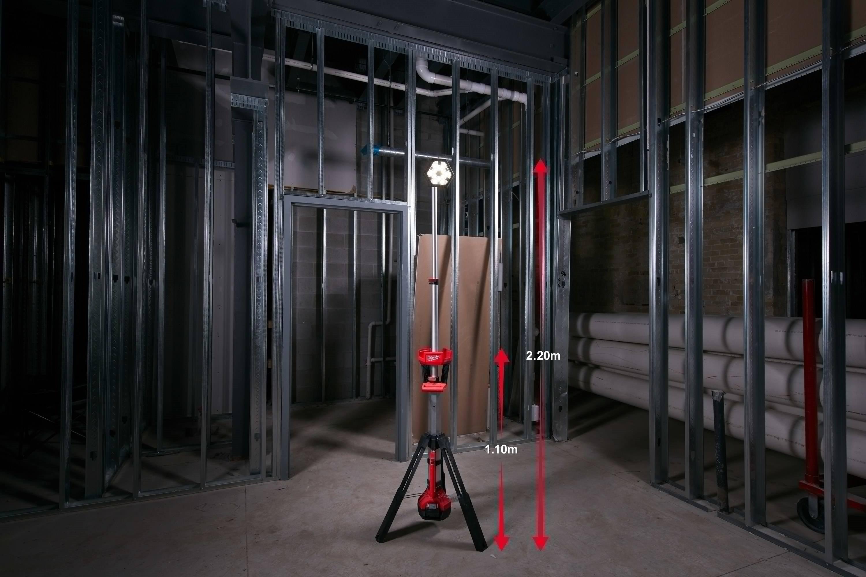 A Milwaukee® két egyedülálló, forradalmi világítási megoldással bővíti a TRUEVIEW™ termékcsaládot.