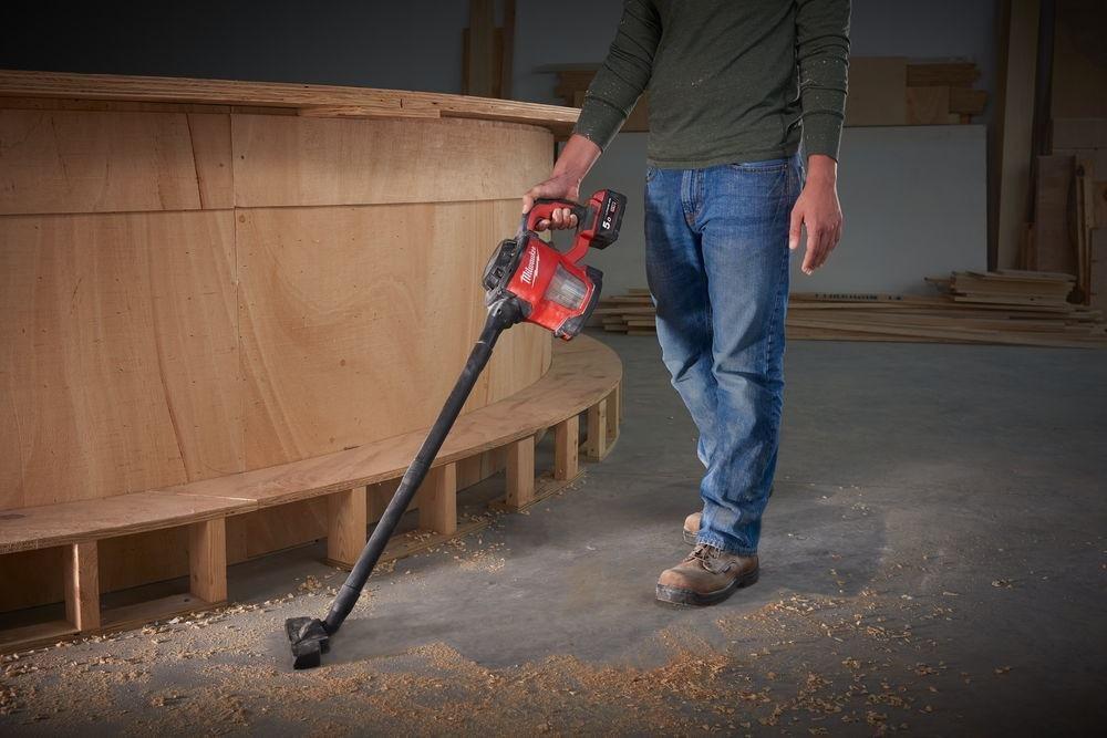 Milwaukee® zapowiada najnowsze rozwiązanie do sprzątania w miejscu pracy