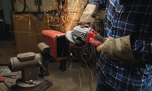 Safety recommendations for the use of abrasive products