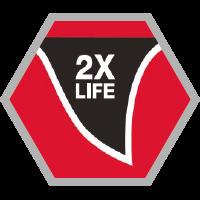 DURÉE DE VIE X2