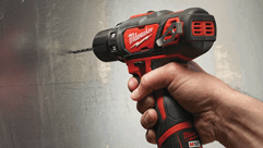 Milwaukee® Upgrades M12™ Drilling and Fastening Products