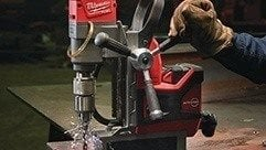 New M18™ FUEL Magnetic Drills Drive Safety & Productivity
