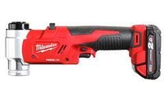 Milwaukee Introduces the New 60 kN Compact Knockout Punch.