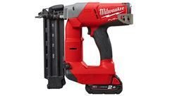 Milwaukee® Delivers Breakthrough Performance with M18 FUEL™ Finish Nailers.