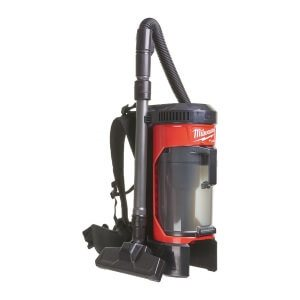 Wear, Hang, or Carry the new Milwaukee® M18 FUEL™ Backpack Vacuum Anywhere!