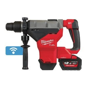 Milwaukee® Announces Its Fastest Drilling, Hardest Hitting SDS-Max Drilling and Breaking Hammer
