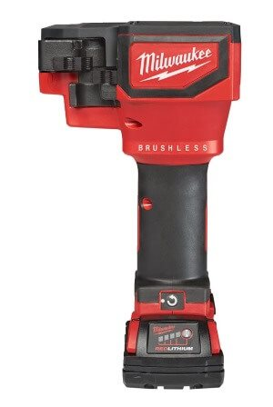 Make Nut-Ready Cuts with Milwaukee Tool's New M18™ Brushless Threaded Rod Cutter
