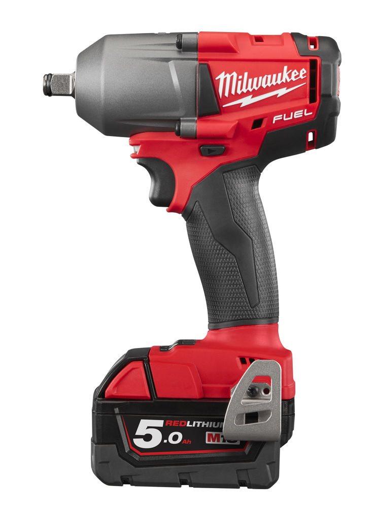 Milwaukee® представляет импульсные гайковерты M18 FUEL™ со средним крутящим моментом